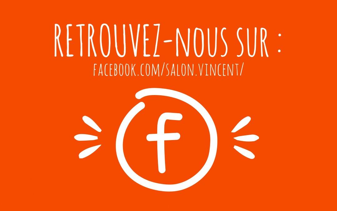 Retrouvez-nous sur Facebook !!