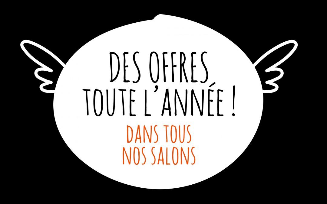 Les offres Salon Vincent
